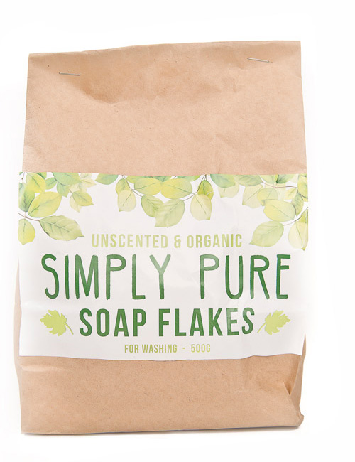 Simply Pure Washing Powder ⋆ Love Oil Collection