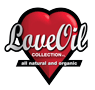 Love Oil Collection Sticky Logo